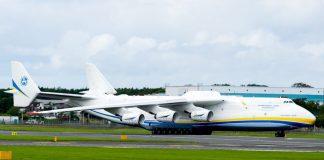 Antonov 225 Ucrânia