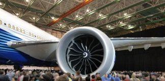 GE Aviation GE9X