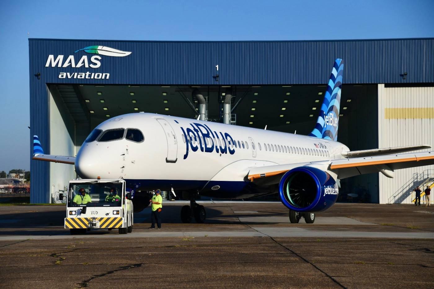 Airbus A220 JetBlue