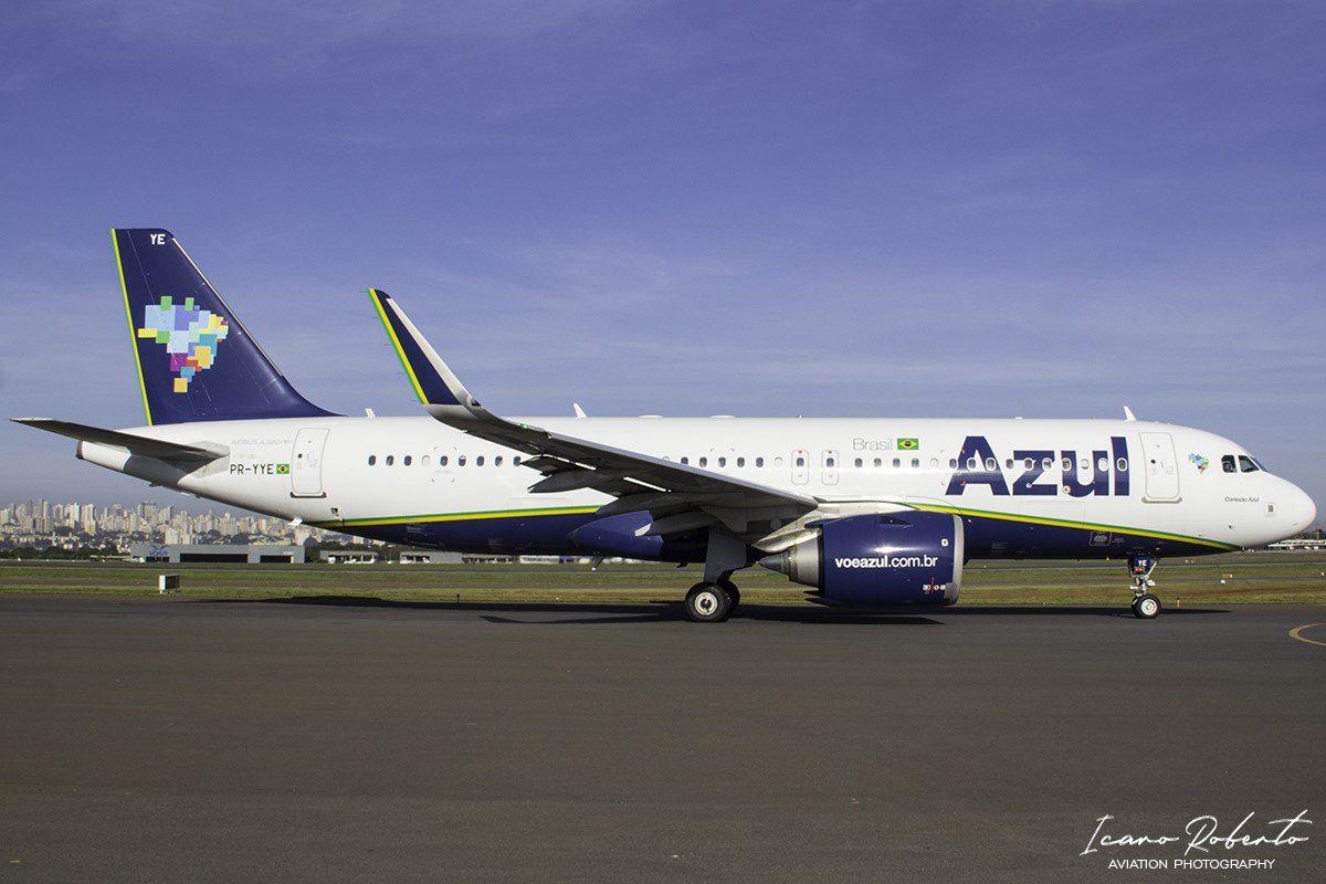 Azul Linhas Aéreas Airbus A320neo
