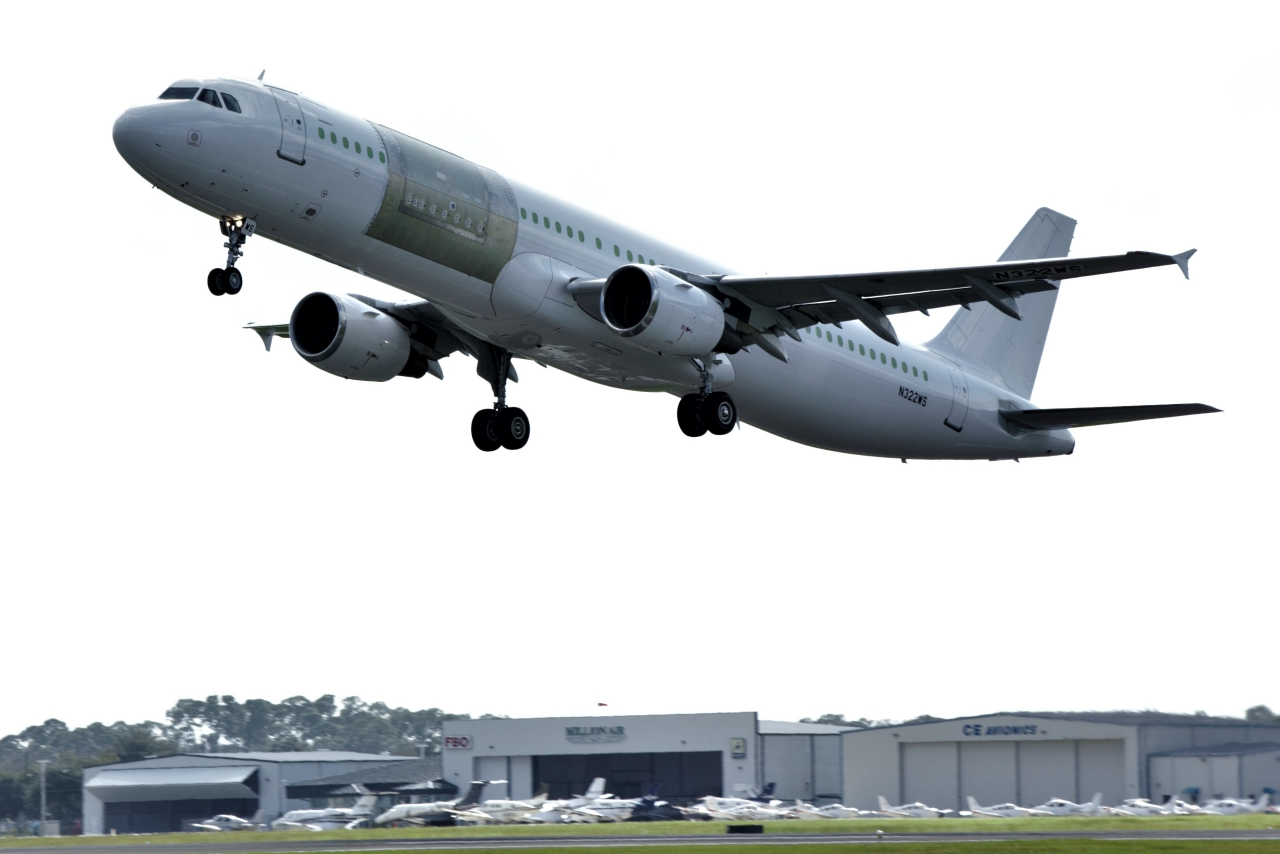 Airbus A321 PCF