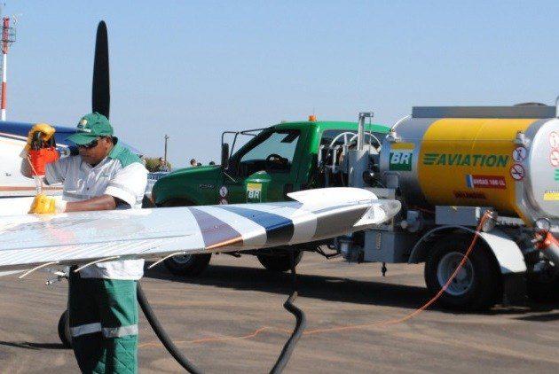 Gasolina da Aviação BR Distribuidora