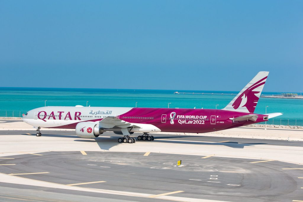 Qatar Airways Copa do Mundo