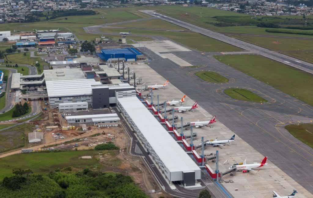 Aeroporto de Curitiba/São José dos Pinhais