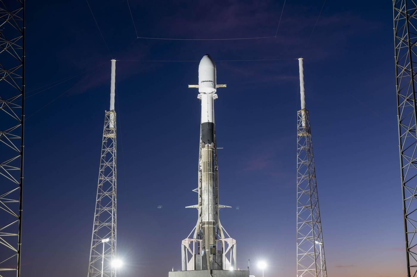 SpaceX Espaço
