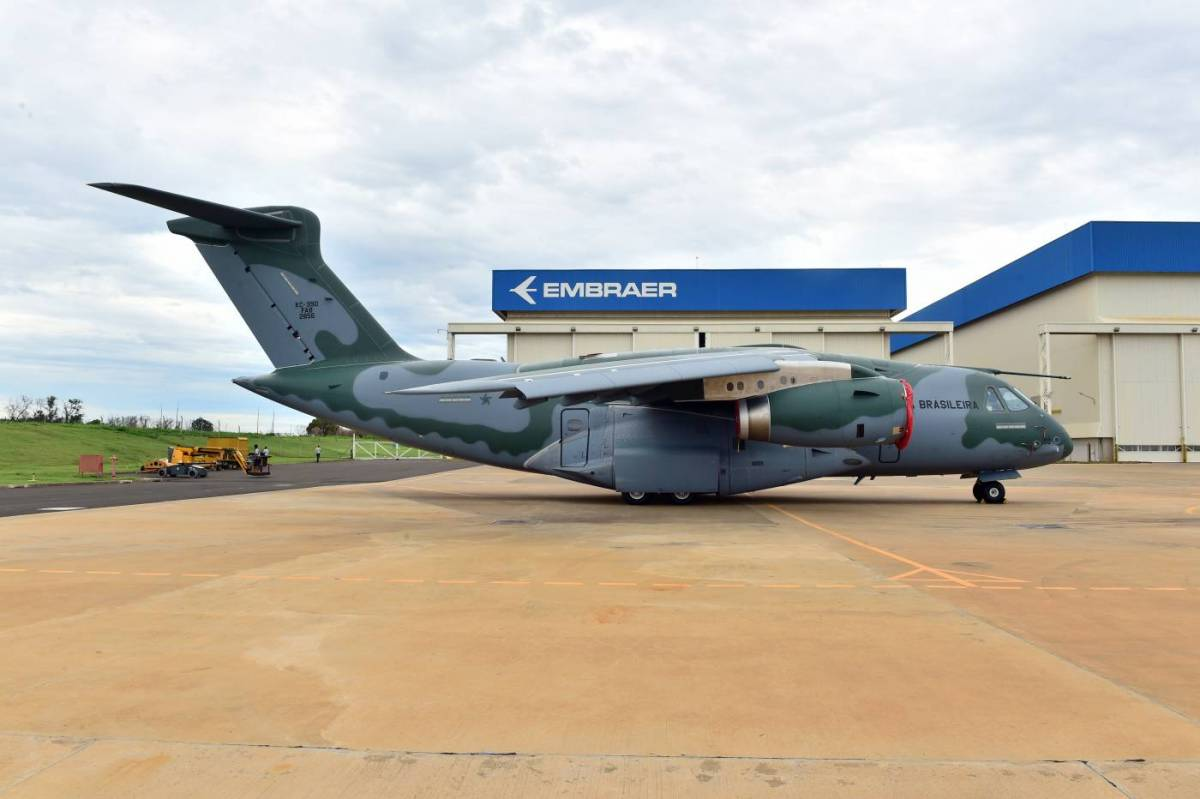 Embraer KC-390 FAB