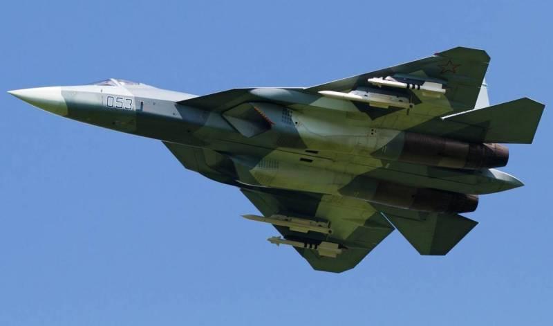 Su-57 Foto: Antoly Burtsev