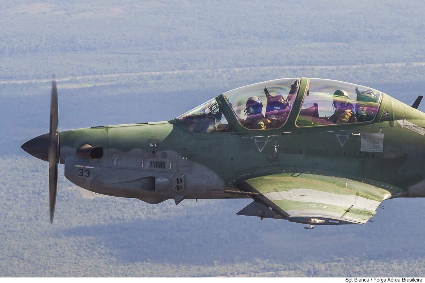 A-29 Super Tucano Força Aérea Brasileira FAB