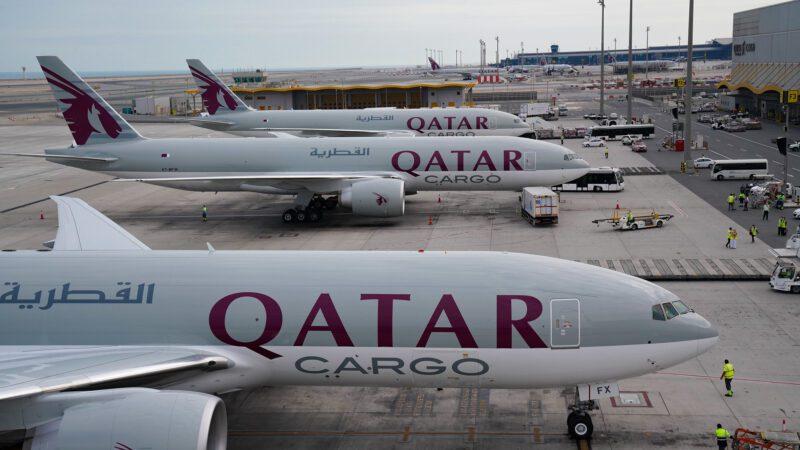 Qatar Cargo Boeing 777F