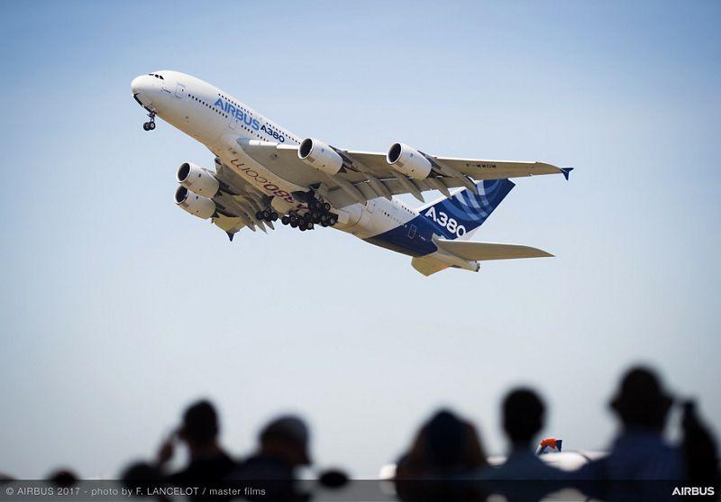 Airbus A380 Aeronaves