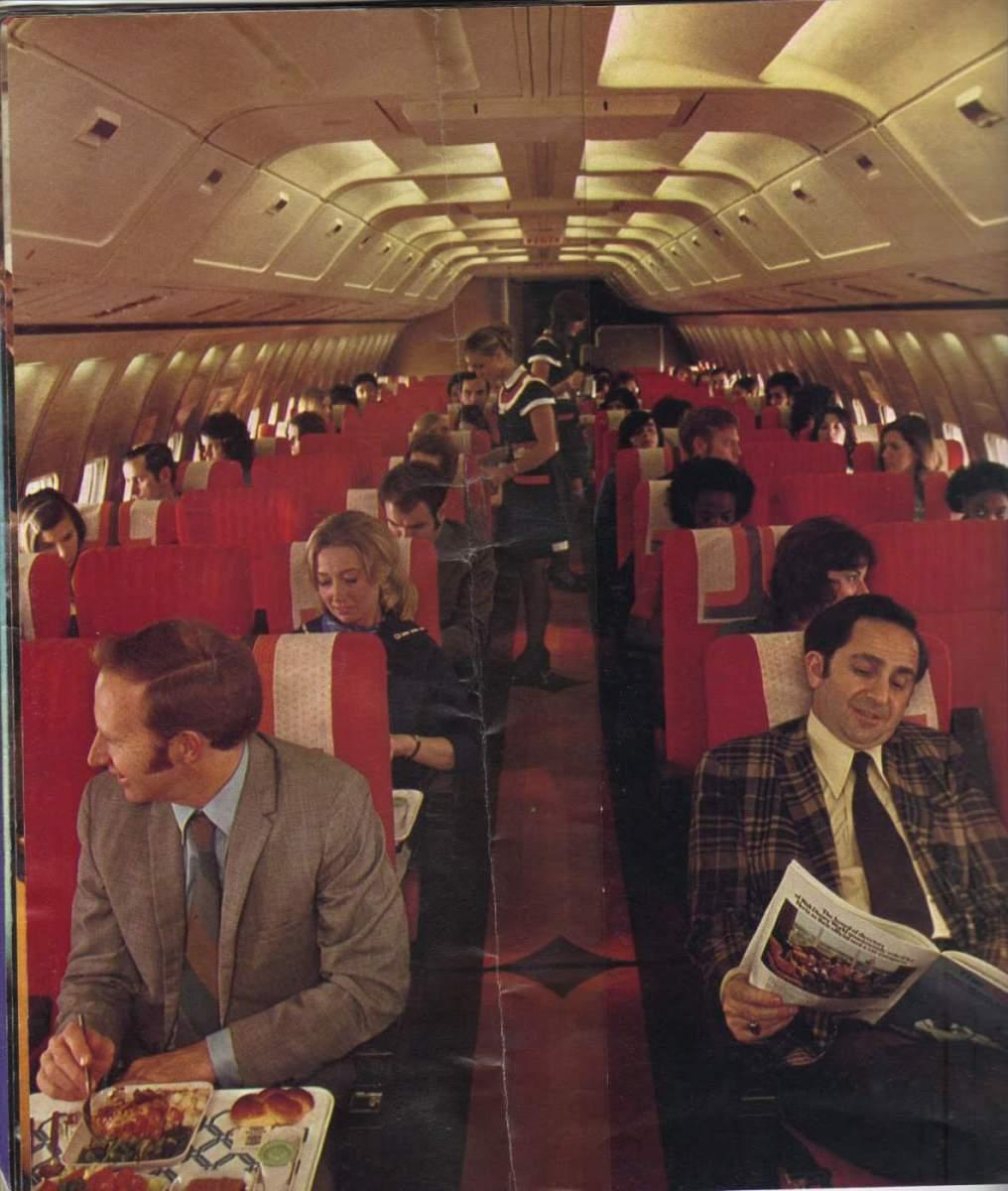 Boeing 707 da American Airlines