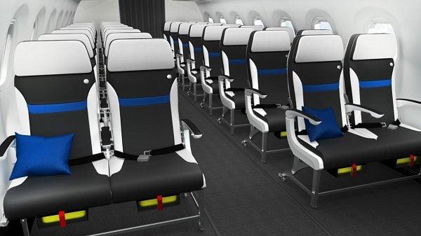 Embraer assentos