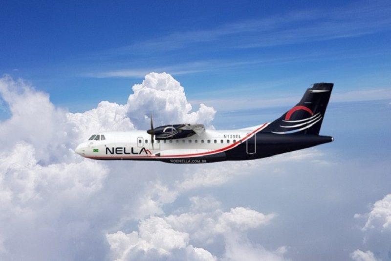 Nella Airlines ATR