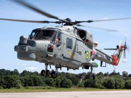 Leonardo Super Lynx MK21B Marinha do Brasil