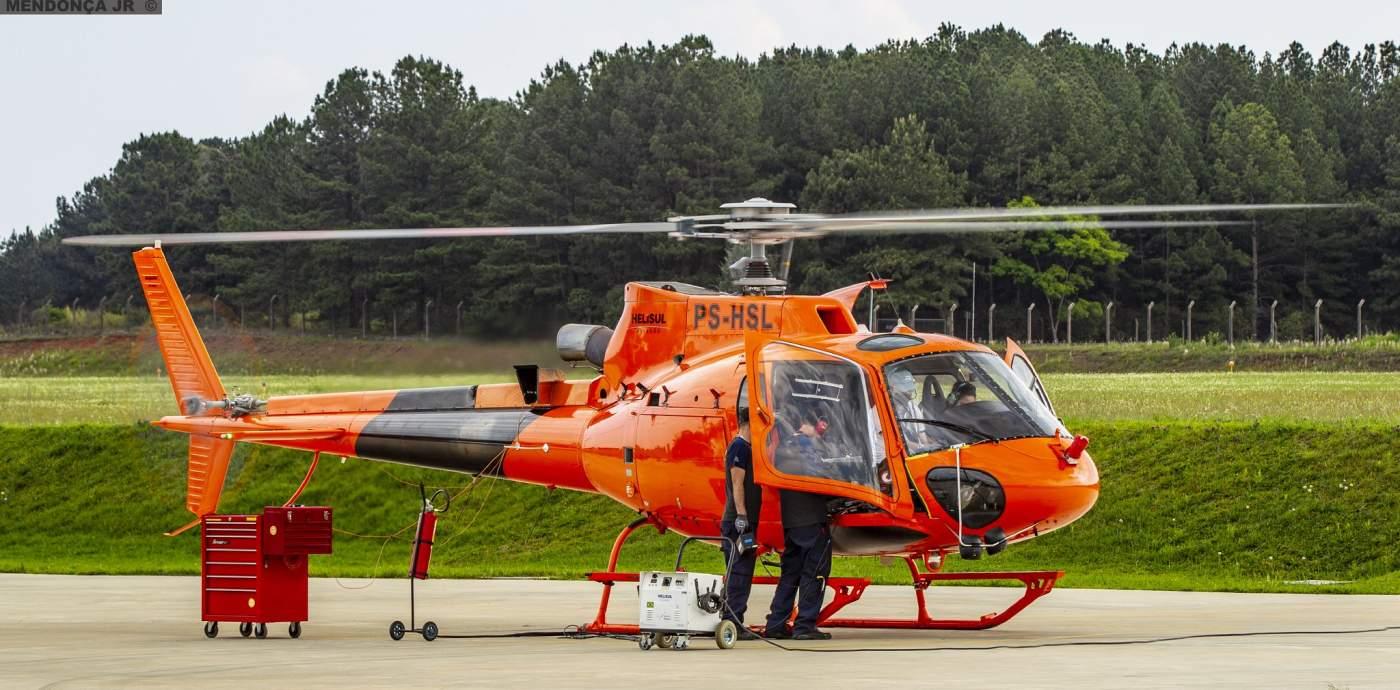 Helicóptero Helisul