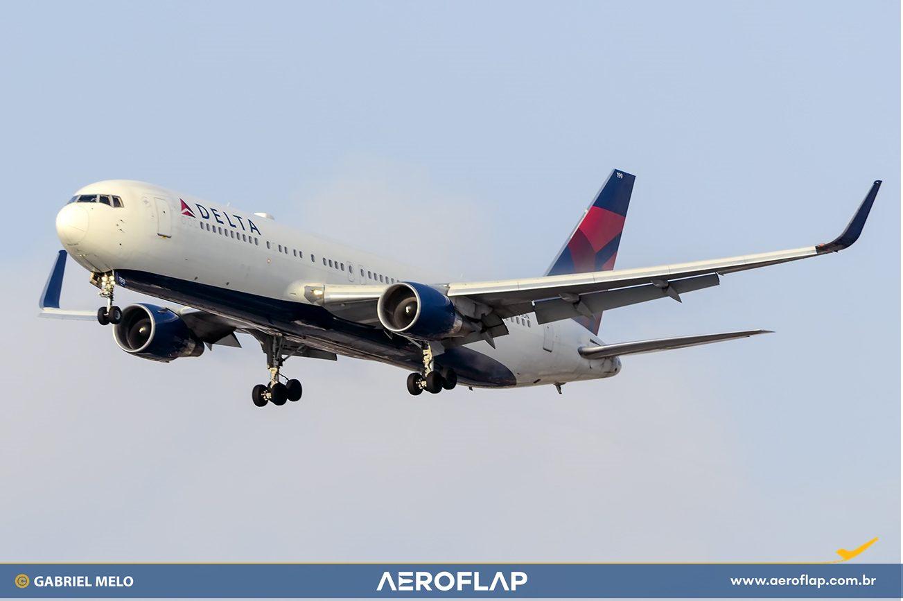 Delta Boeing 767