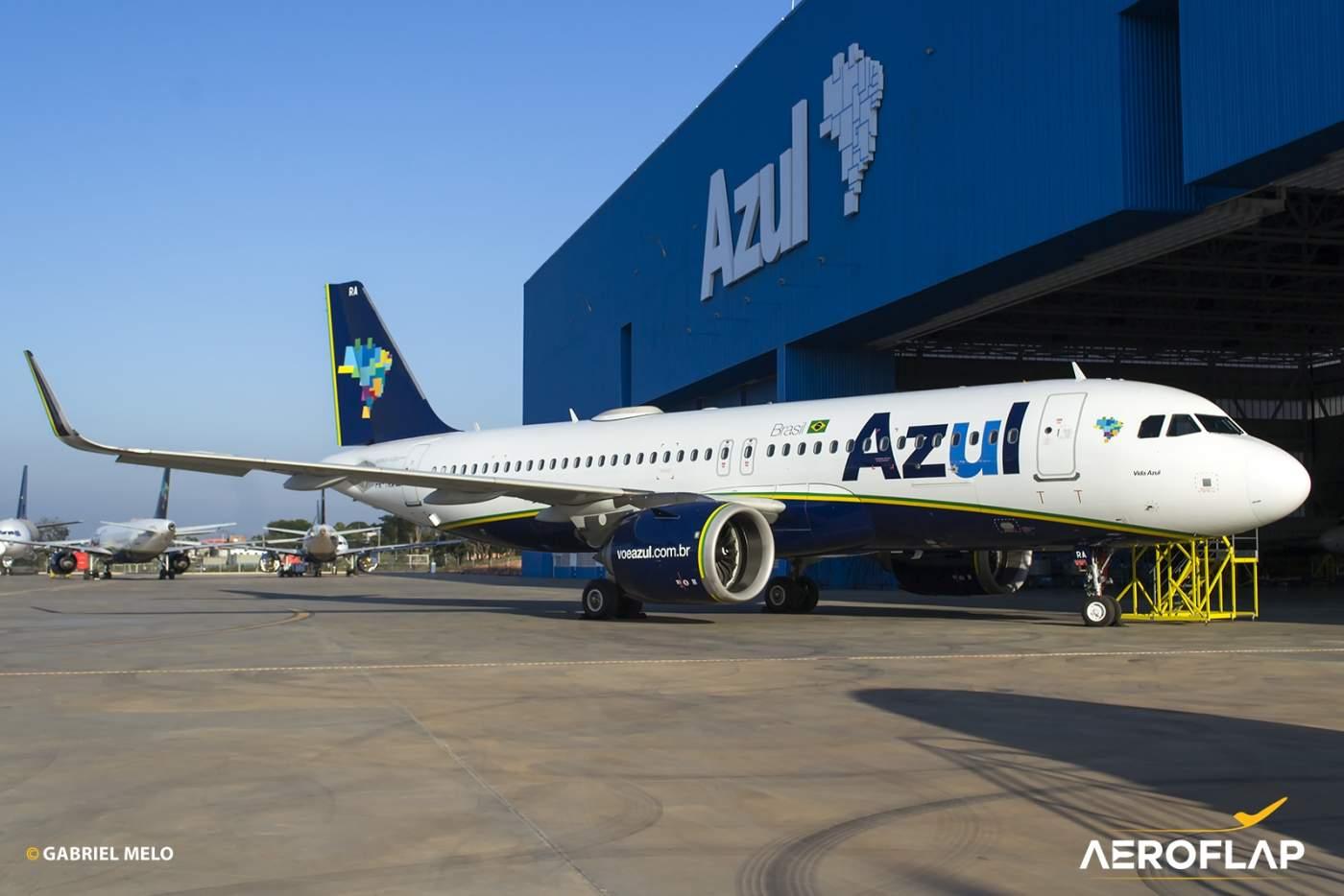 Azul Linhas Aéreas A320