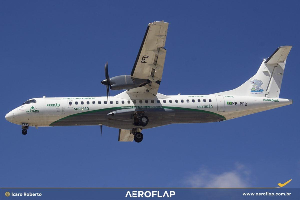 ATR 72 IMETAME Goiânia