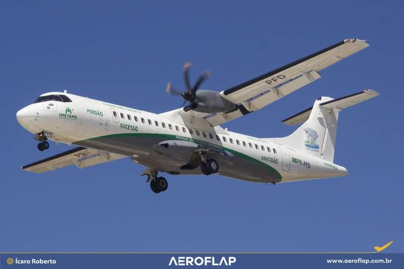 ATR 72 Imetame