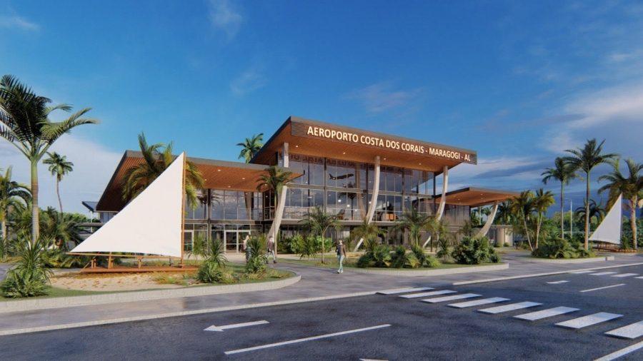 aeroporto de Maragogi
