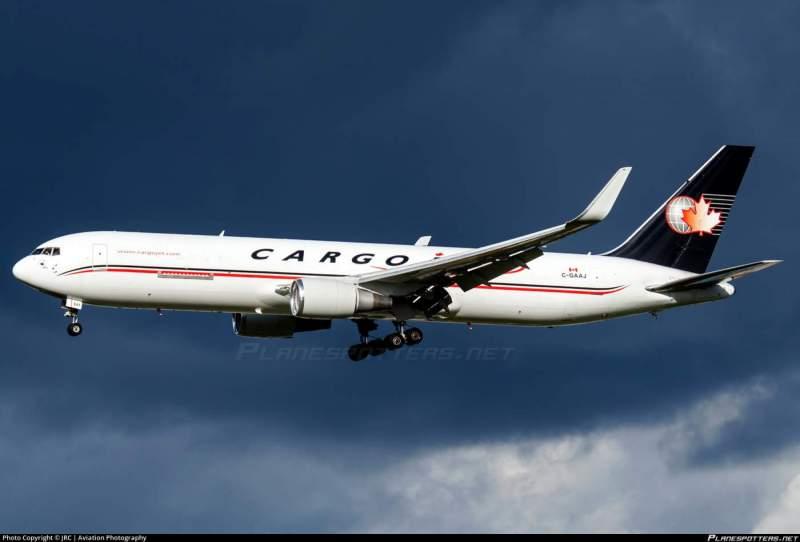 Boeing 767-300 Cargojet