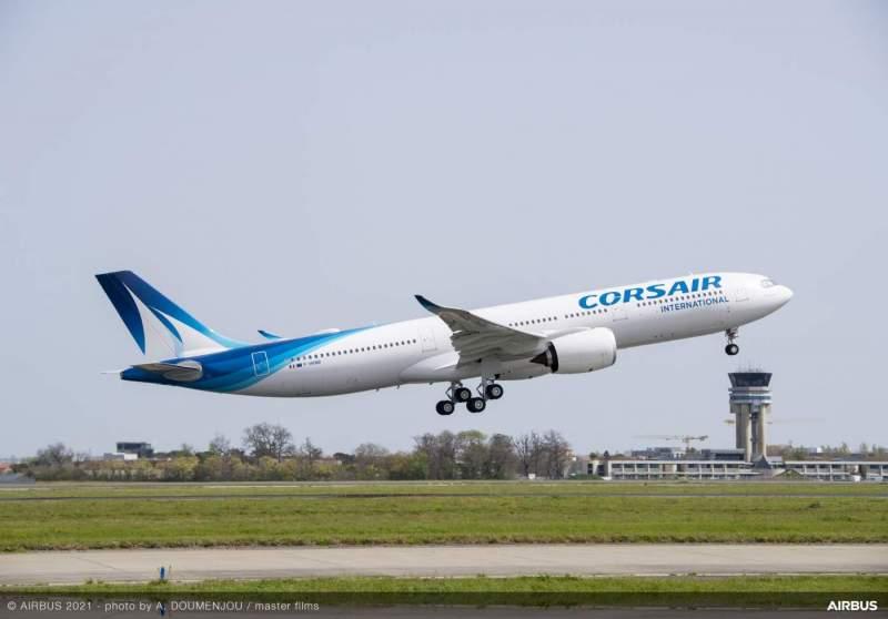 Corsair Airbus A330neo