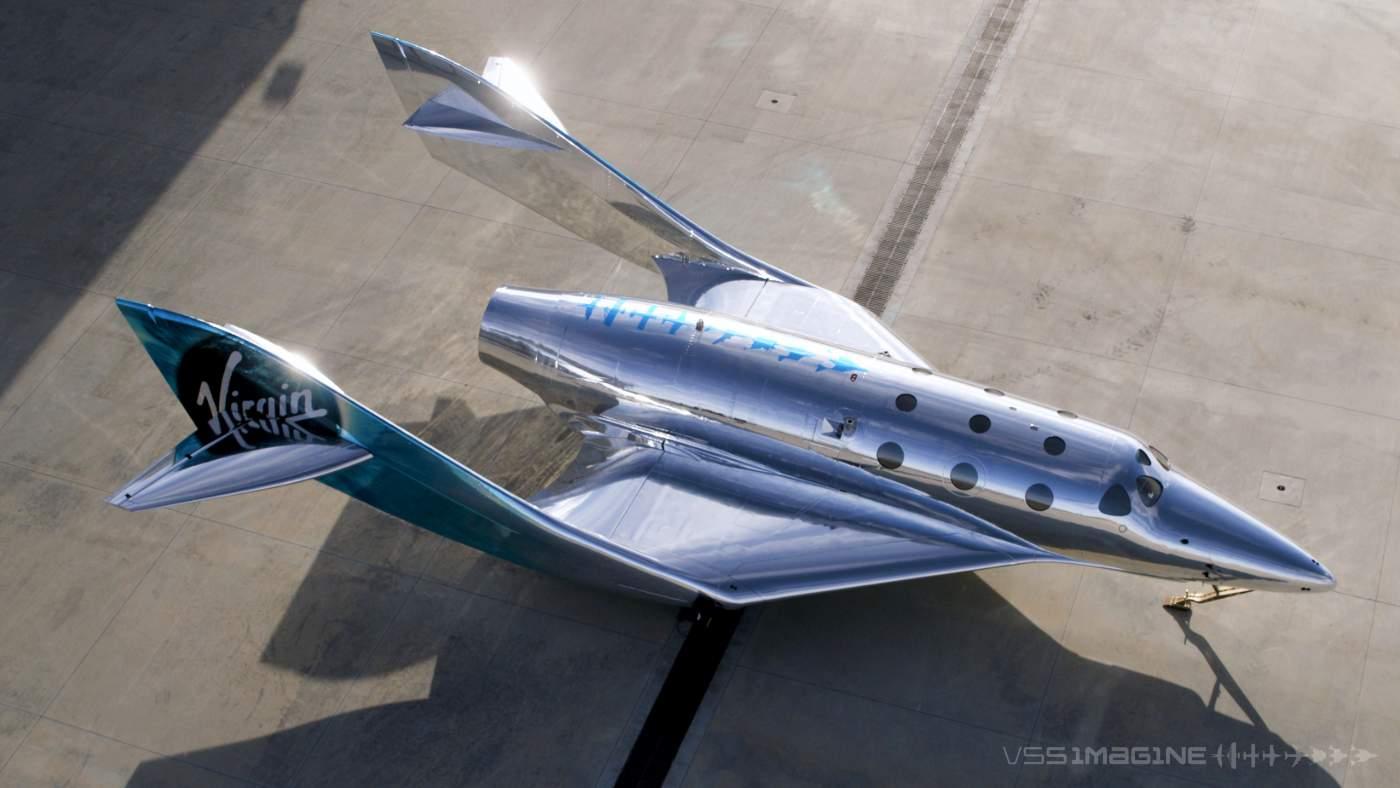 Virgin Galactic VSS Imagine