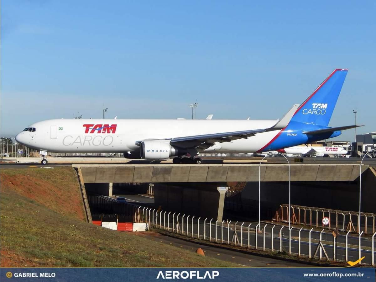 Boeing 767-300ER TAM Cargo