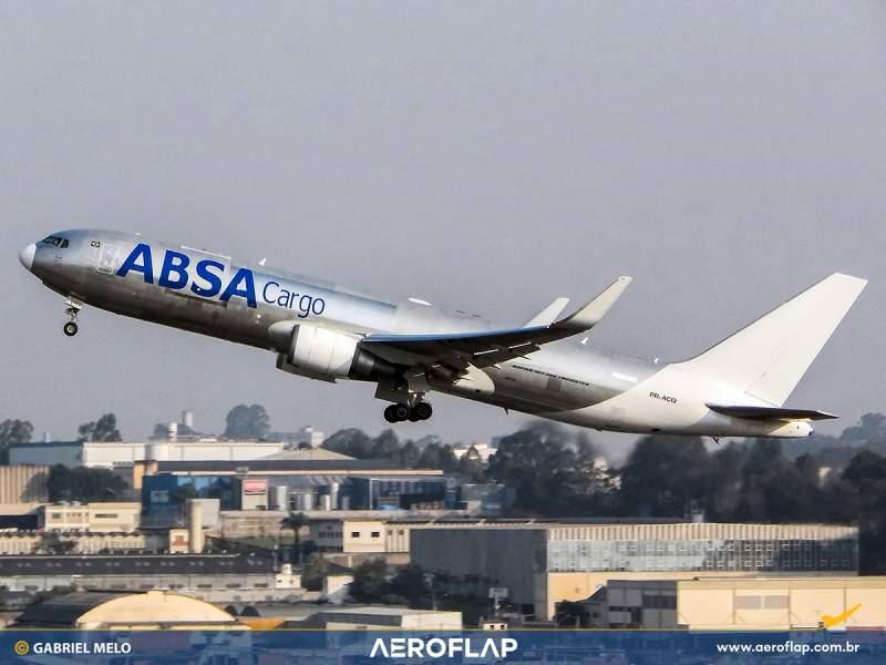 Boeing 767-300ER ABSA Cargo