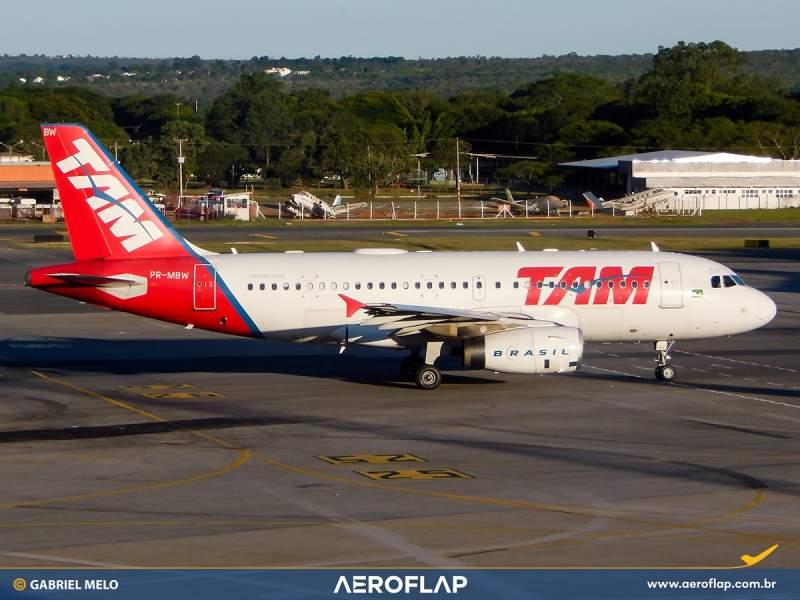 Airbus A319 TAM LATAM