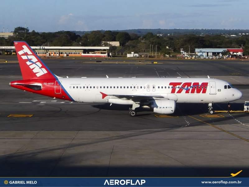 Airbus A320 TAM LATAM
