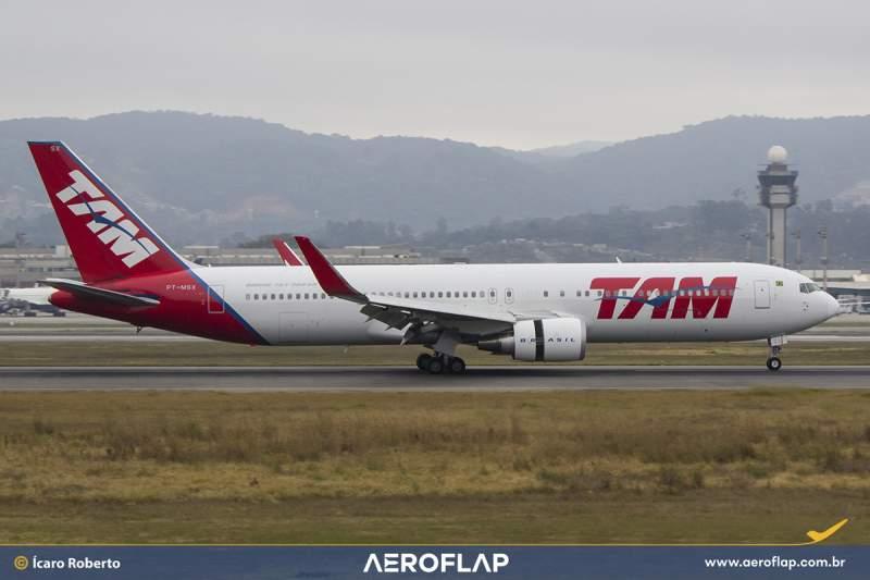 Boeing 767-300ER TAM LATAM