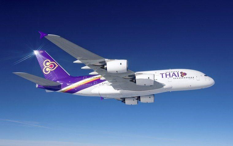 Airbus A380 Thai Airways