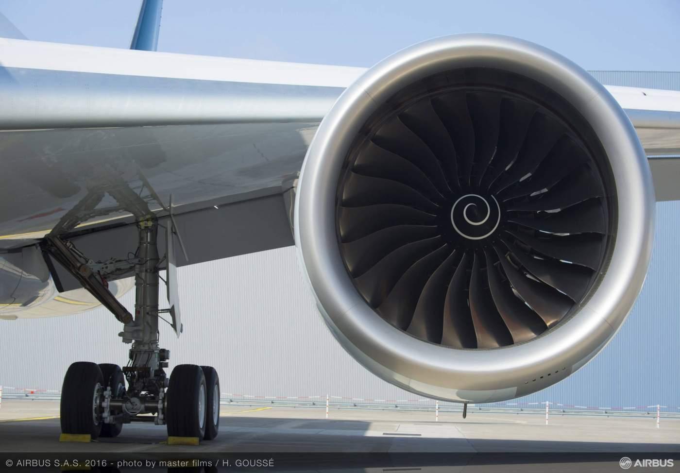 Rolls-Royce Airbus A350