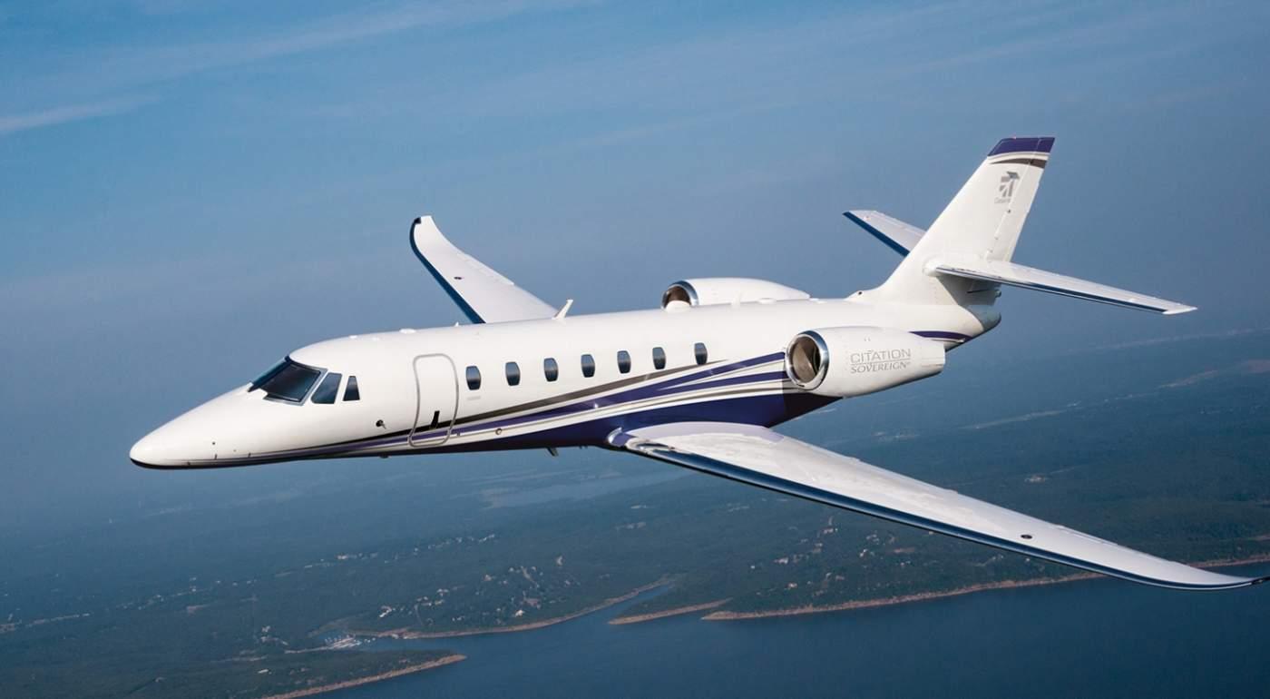 Cessna Citation Sovereign Executivo