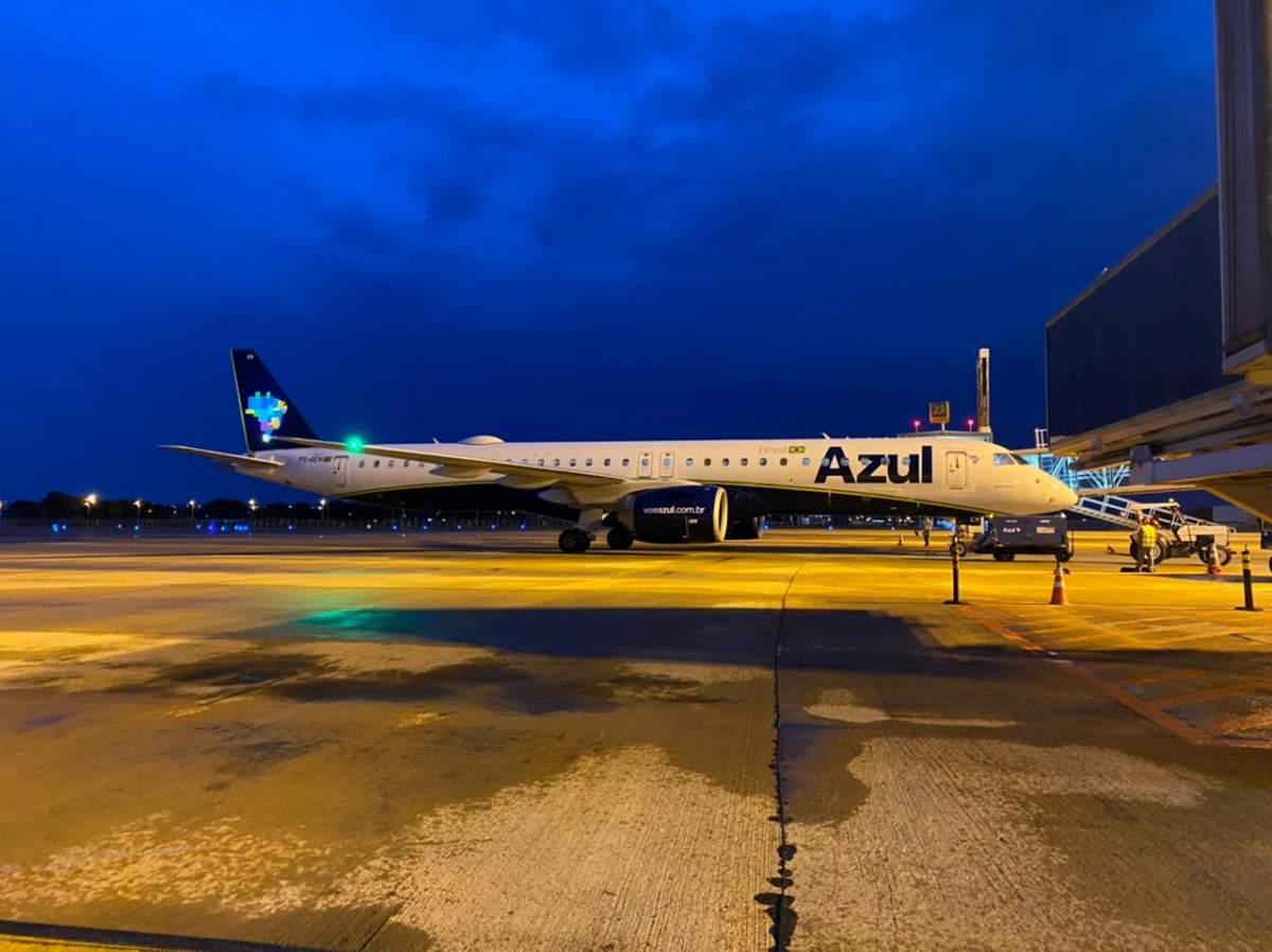 Azul Linhas Aéreas Wi-Fi Internet