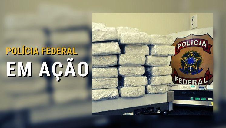 Polícia Federal Drogas Aeroporto