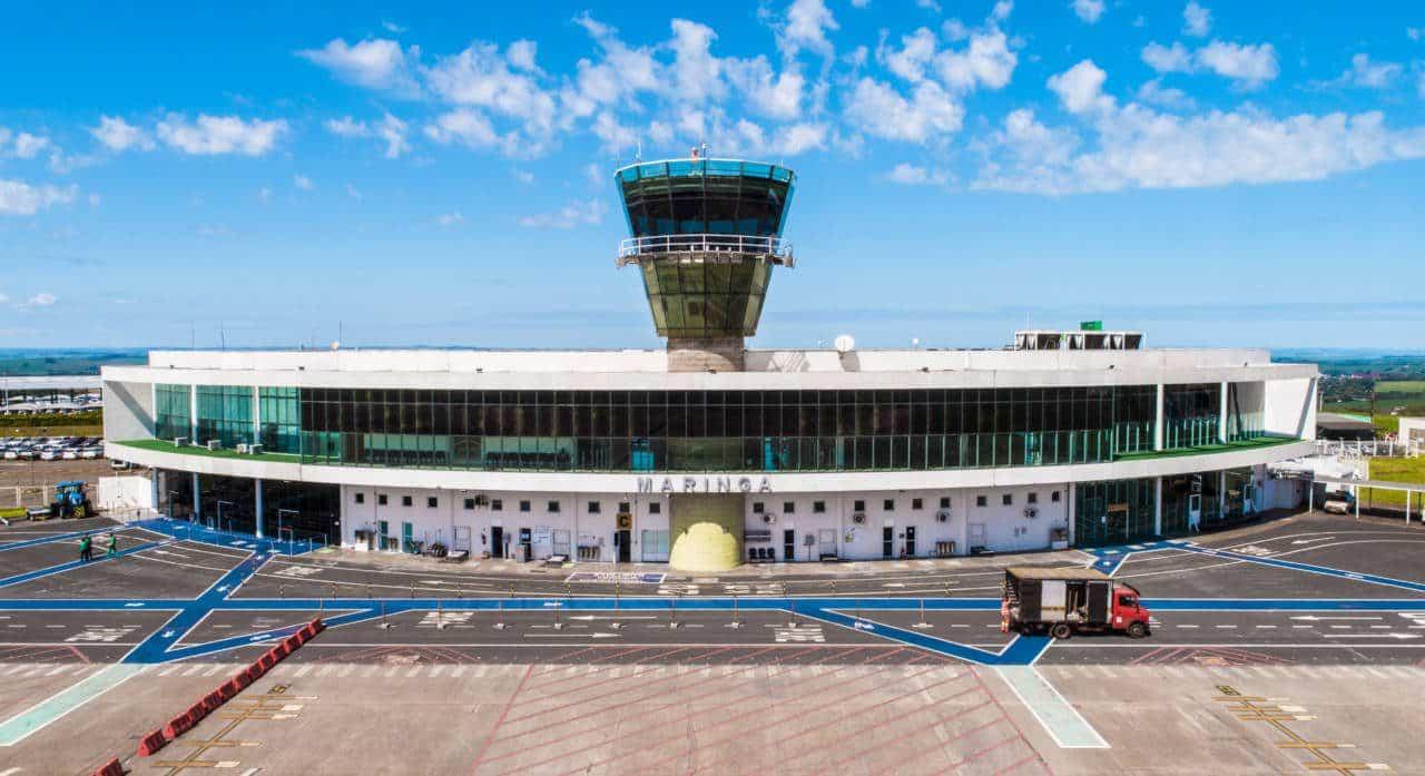 Aeroporto de Maringá