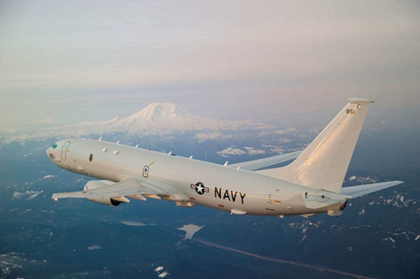 Boeing P-8A US Navy