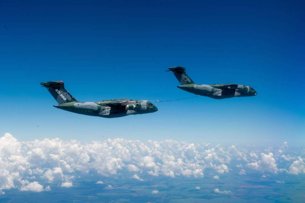 Embraer KC-390 REVO