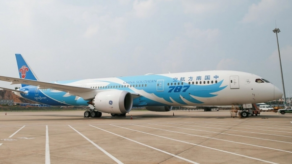 Boeing 787 China Southern Airlines