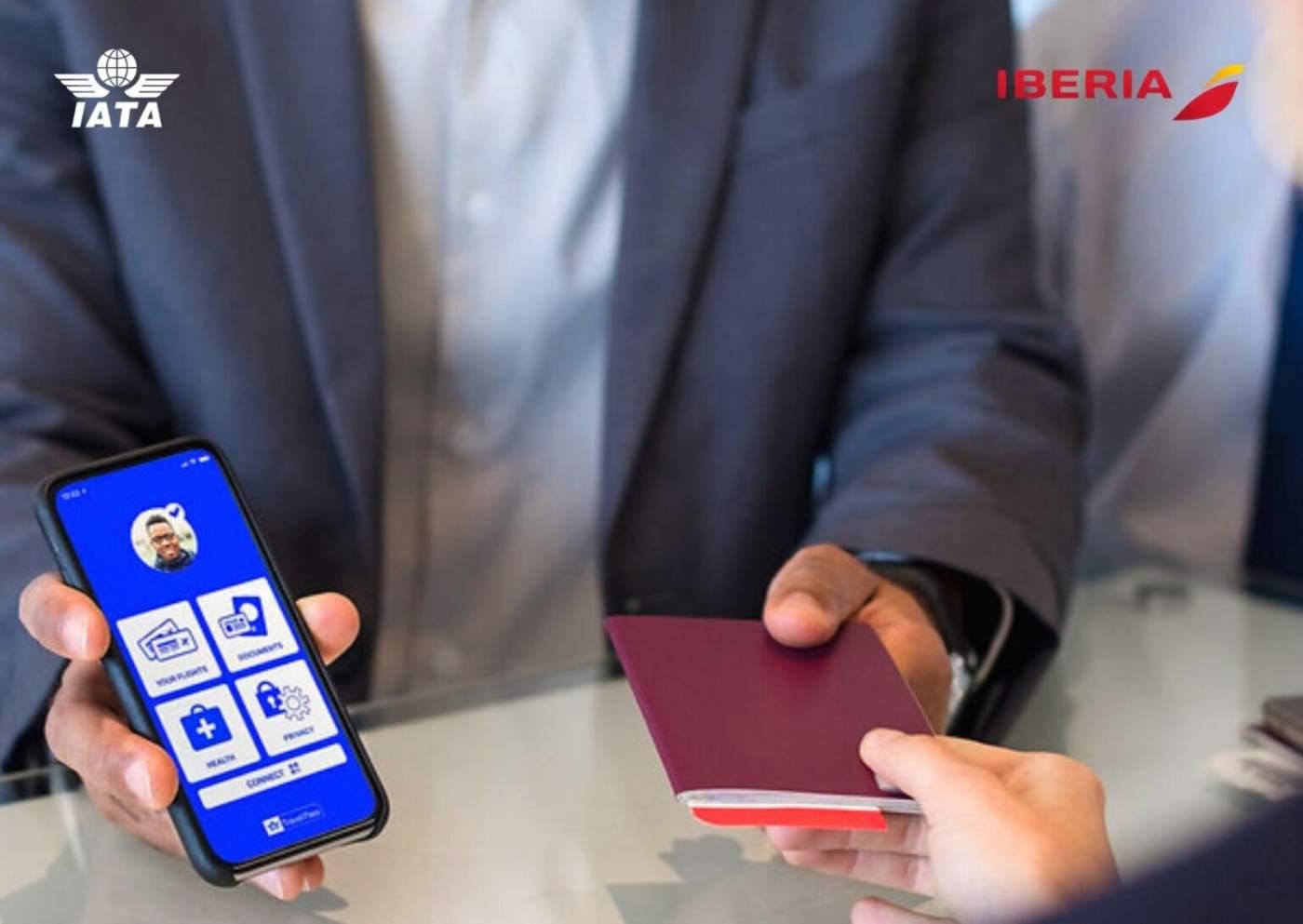 IATA Travel Passaporte Iberia