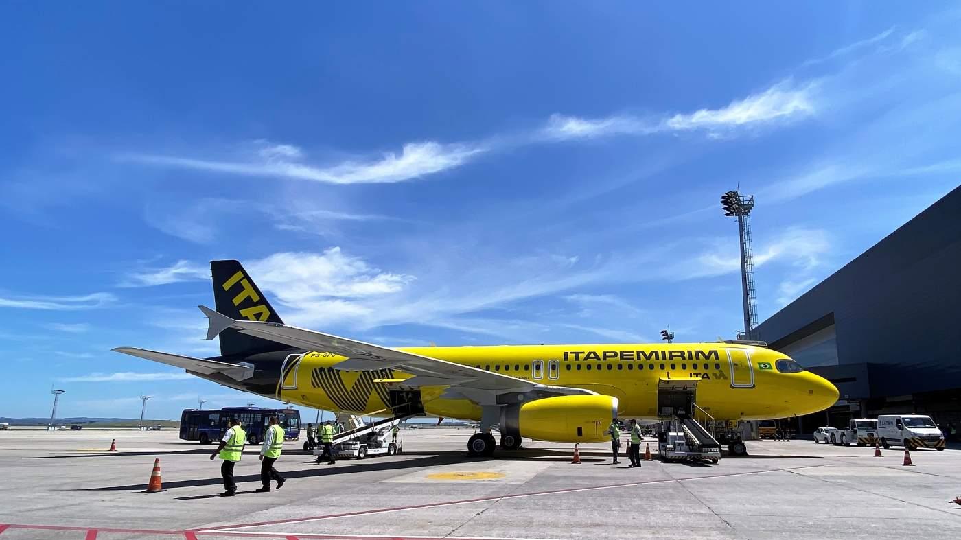 Itapemirim Aeroporto de Confins