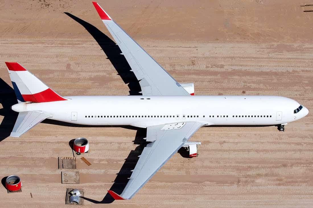 Boeing 767 Austrian Airlines Arizona