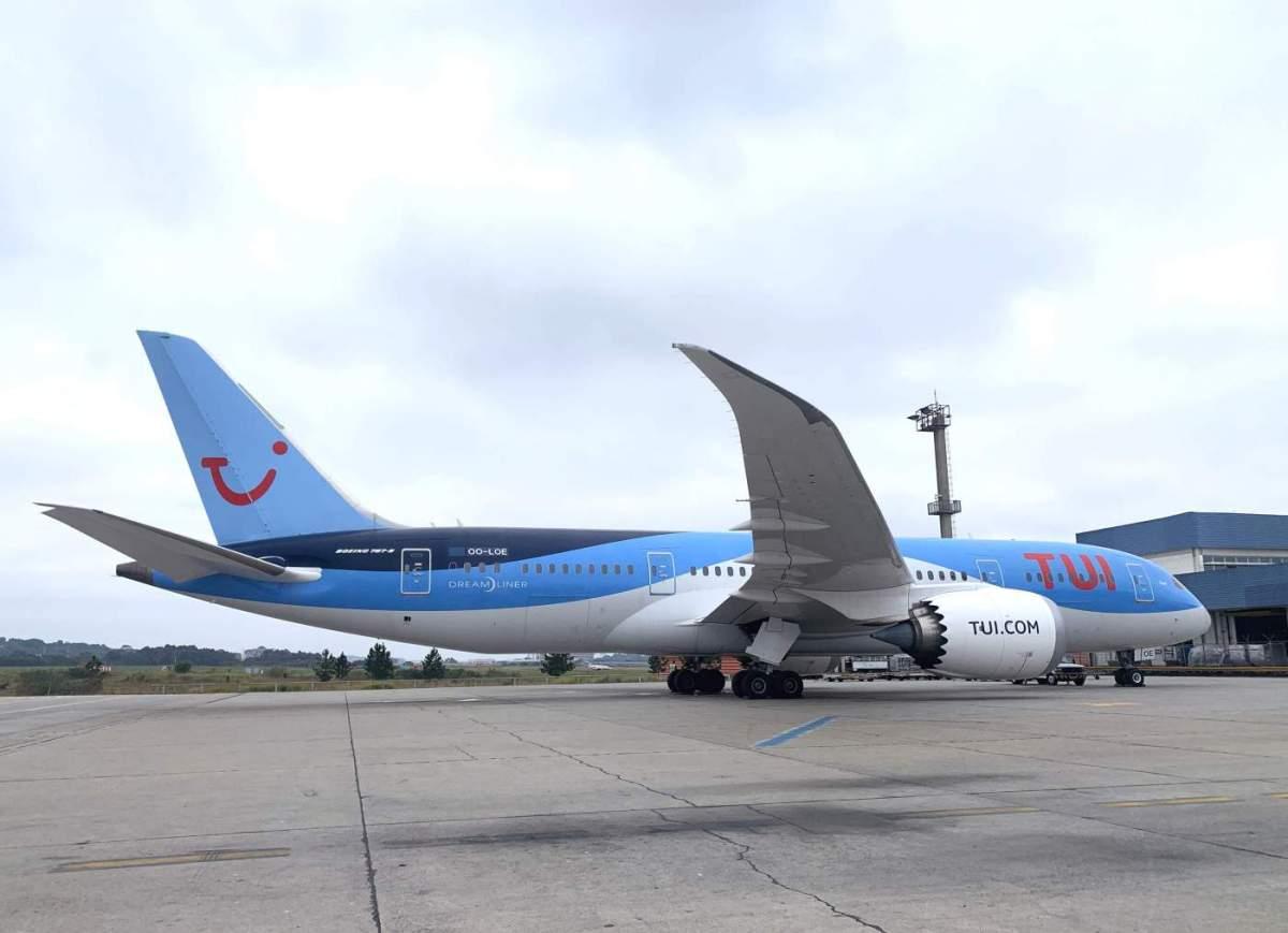 TUI 787 Aeroporto de Guarulhos