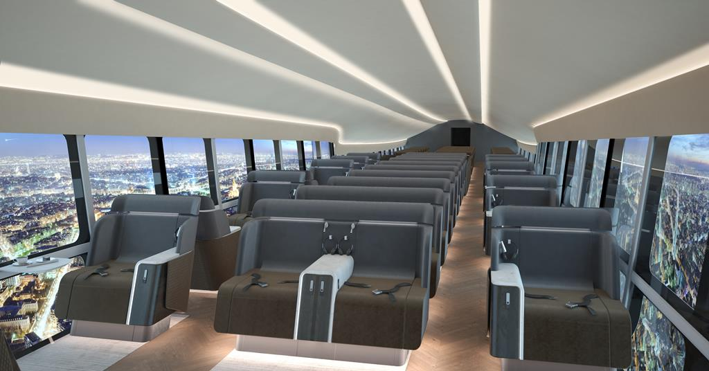 Airlander 10 Dirigível