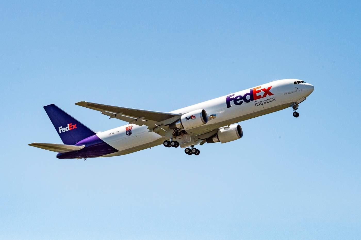 Boeing 767 FedEx