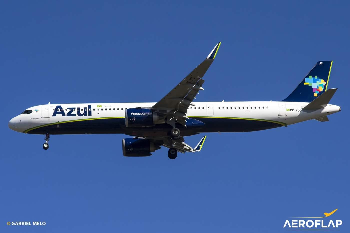 Azul Linhas Aéreas Airbus A321neo