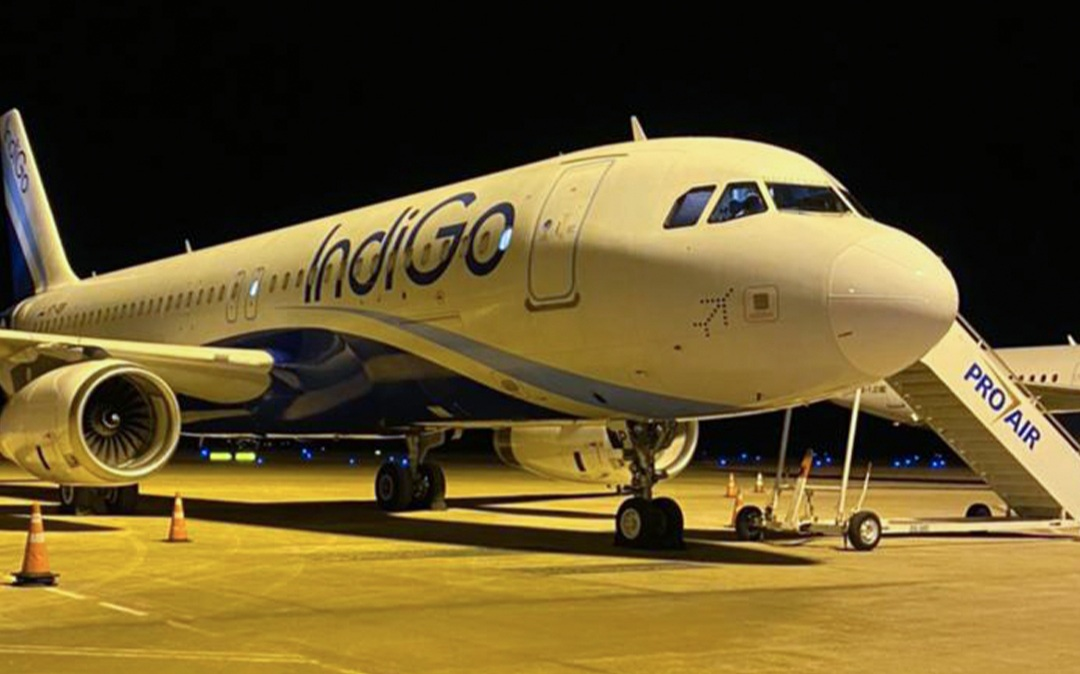 Itapemirim ITA Transportes Aéreos Airbus A320