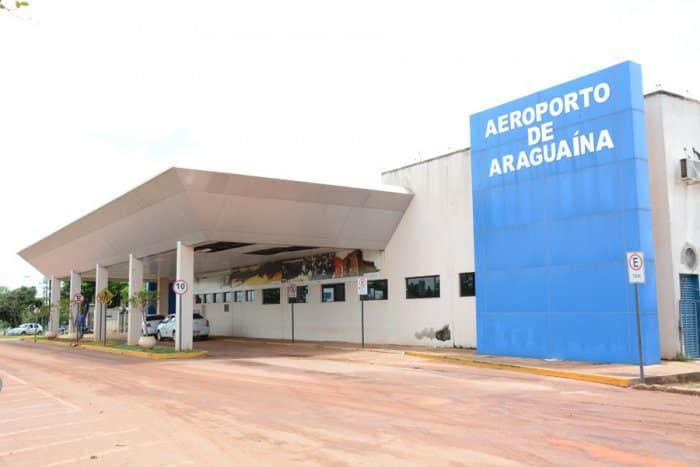 Aeroporto de Araguaína Tocantins